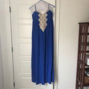 Lily Pulitzer Maxi Dress, Size 8